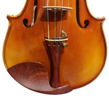 Wholesale Model SRV1015 Concert Grade Solid Spruce & Rosewood Made Violin Different Sizes with Accessories