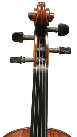 Wholesale Model SRVA1003 Concert Grade Spruce & Ebony Viola Different Sizes with Accessories