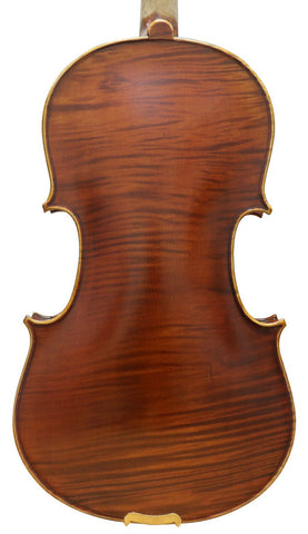 Wholesale Model SRVA1004 Concert Grad Solid Spruce & Ebony Viola Different Sizes with Accessories