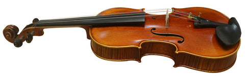 Wholesale Model SRVA1005 Concert Grade Solid Spruce & Ebony Viola Different Sizes with Accessories