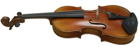 Wholesale Model SRVA1006 Concert Grade Solid Spruce & Ebony Viola Different Sizes with Accessories