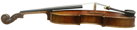 Wholesale Model SRV1017 Concert Grade Solid Spruce & Ebony Made Violin Different Sizes with Accessories