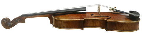 Wholesale Model SRV1024 Concert Grade European Material Retro Style Solid Spruce & Ebony Made Violin with Accessories