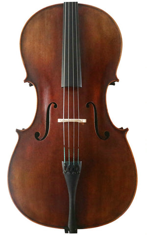 Model SRC1005 Professional Level Solid Spruce & Ebony Cello Different Sizes with Accessories