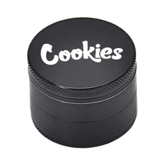"""""""Cookies"""" Zinc Alloy Black Weed/Herb Grinder For Sale   Free Shipping"""
