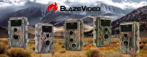 5% off - Discount Code for all trail cameras products at blazevideo.net