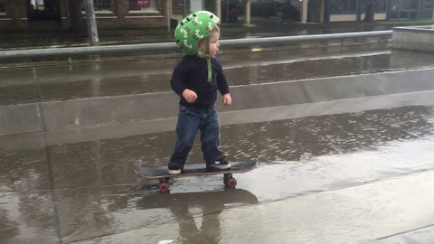 Now to the real question you've been waiting for. Can you ride an electric skateboard in the rain?