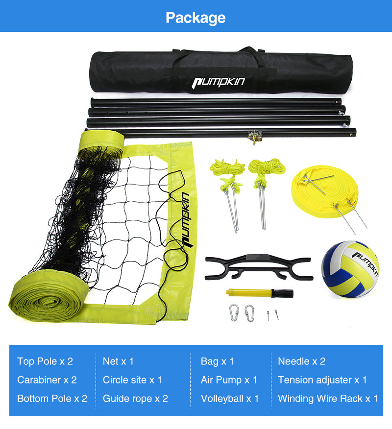professional portable volleyball Net system