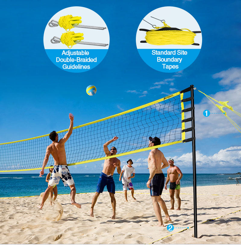 portable.volleyball net