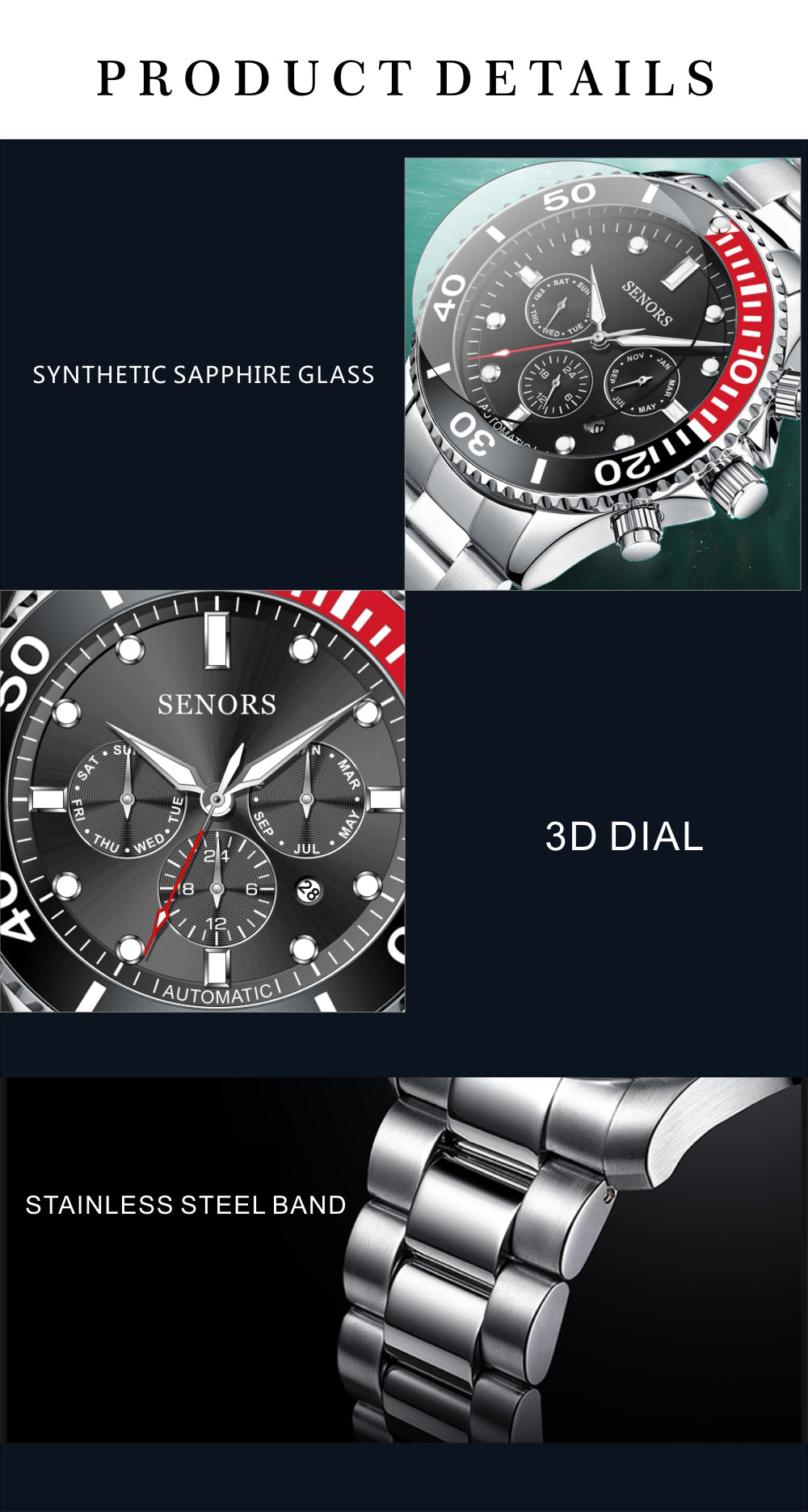 best cheap automatic watches