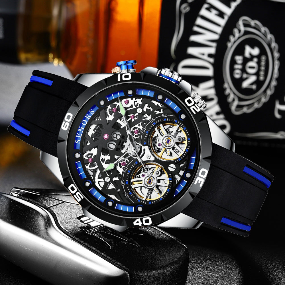 affordable skeleton watches