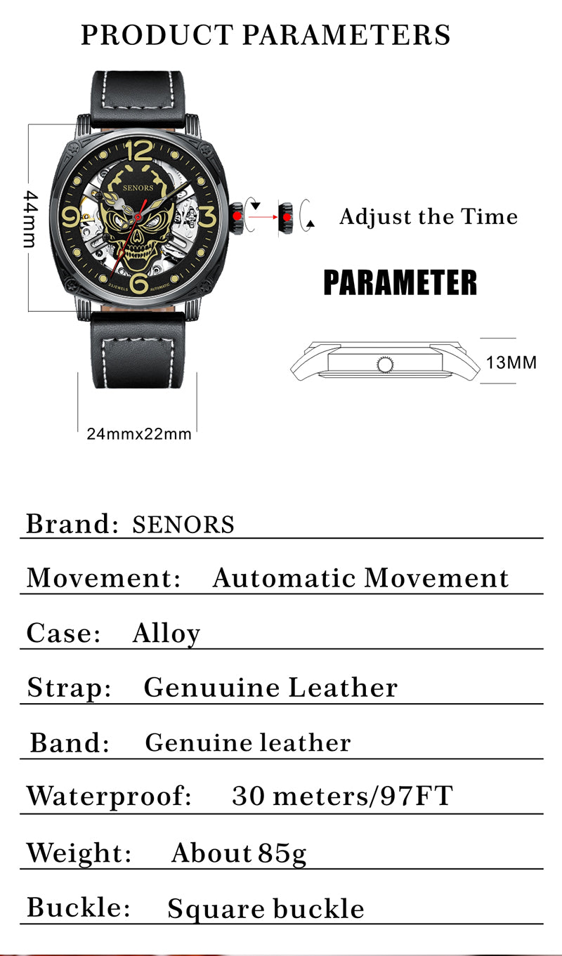automatic watch for men