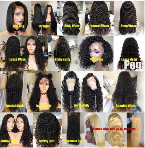 """5 x 10"""" Bob Wigs Deal Lace Front Wigs 150% density Baby Hair swiss lace Wigs For Black Women Pre Plucked Peruvian Remy Hair"""