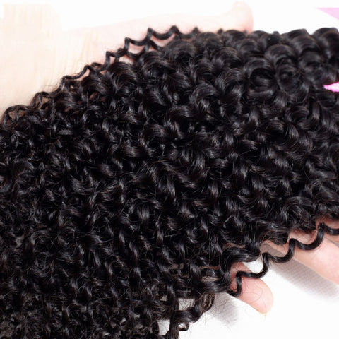 9 Bundles With 3 Closure Deal 9A Brazilian Human Hair Extension  Natural Color Black Friday Deals