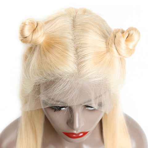 613 Blonde Straight Wig(Full lace wig/Lace front wig/360 lace wig) - 【PEG001】 - pegasuswholesale