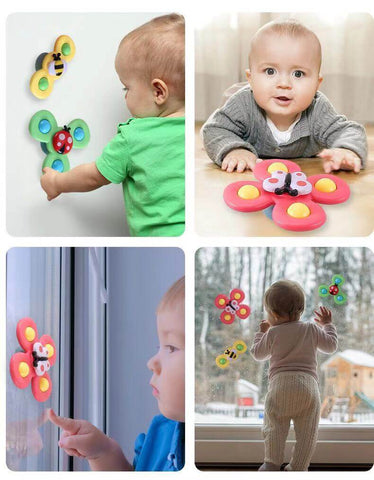 spining toys for toddlers