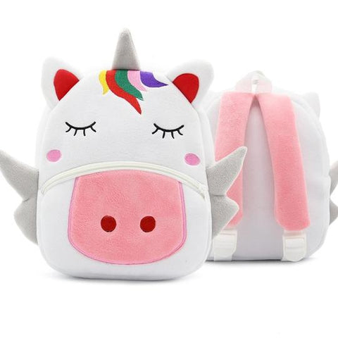 Unicorn Backpack for Toddlers