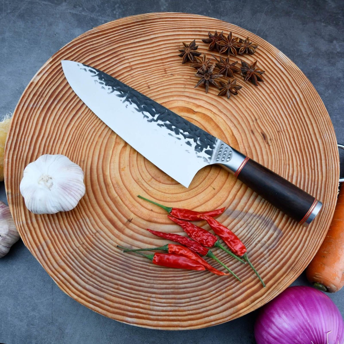 Gyuto knife - The Best Knife for Cutting Vegetables