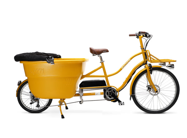 Electric MADSEN 2021 Mustard Yellow Fully Loaded