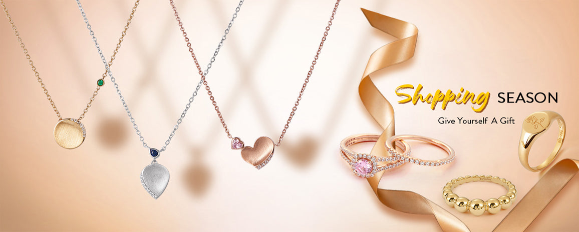 14K Solid Gold collection