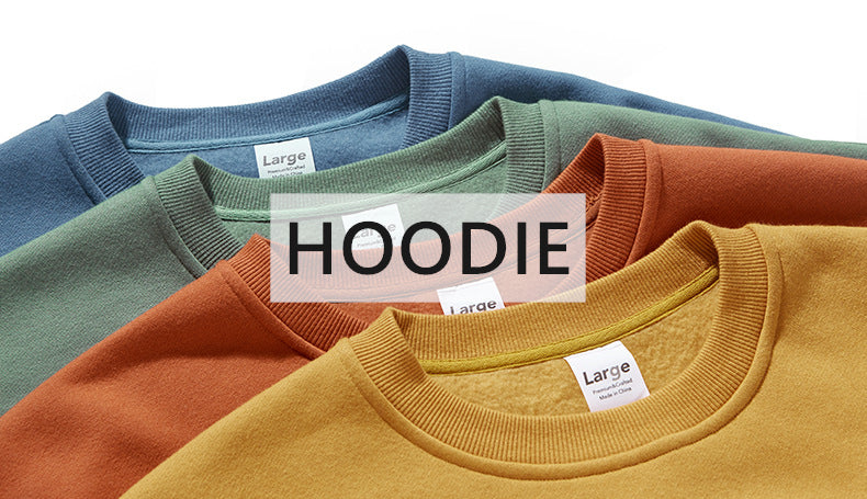 The Pop Showroom developed different basic style to meet different needs, like hoodie