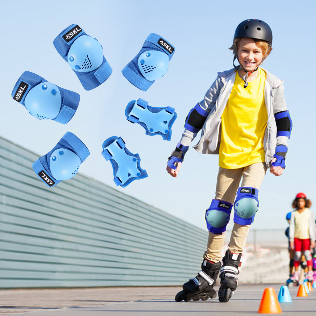 Kid's Skateboarding Safety Gear