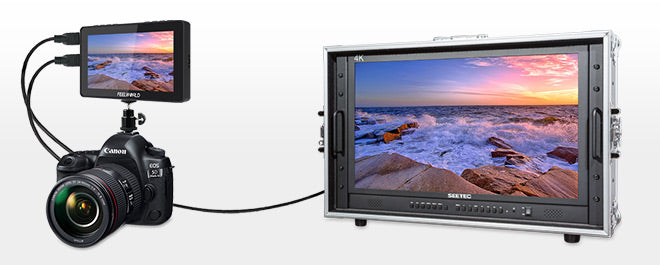 best camera field monitor
