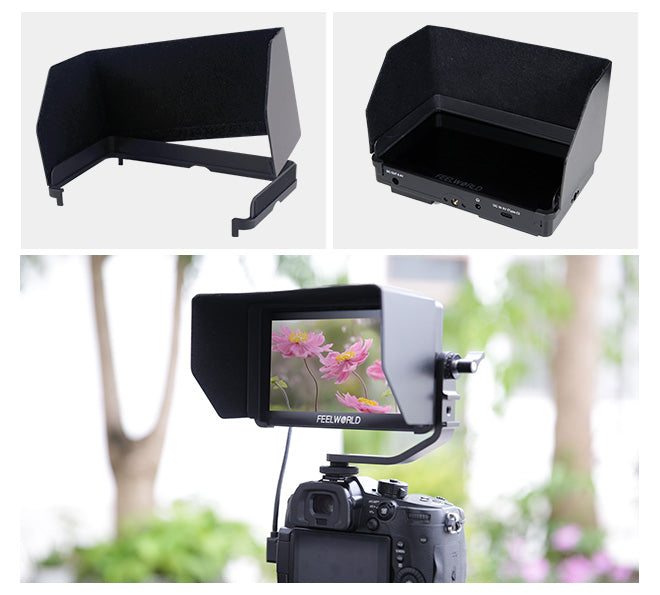 external screen for dslr camera