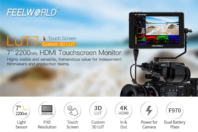 tunneworld lut7 -monitori