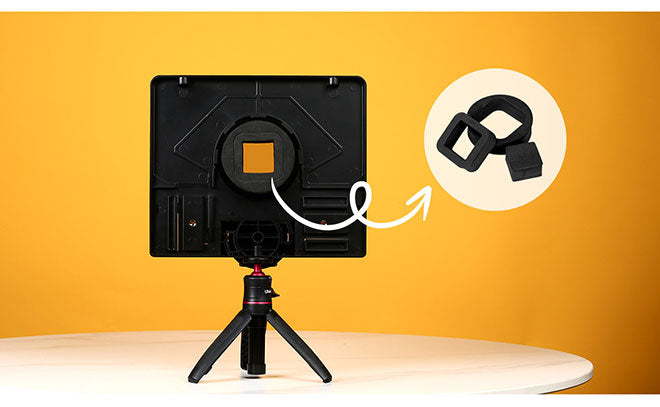 Teleprompter-Pad