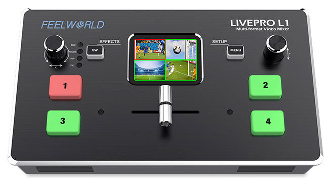 atem mini switcher