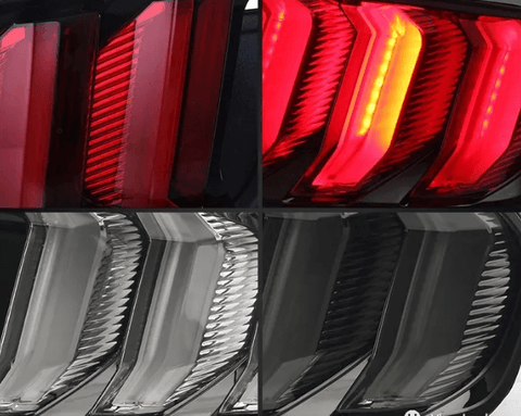 NINTE taillights for Ford Mustang