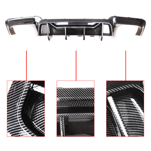 NINTE Rear Diffuser for F10 M5