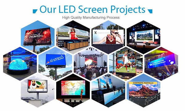 outdoor led screen for sale