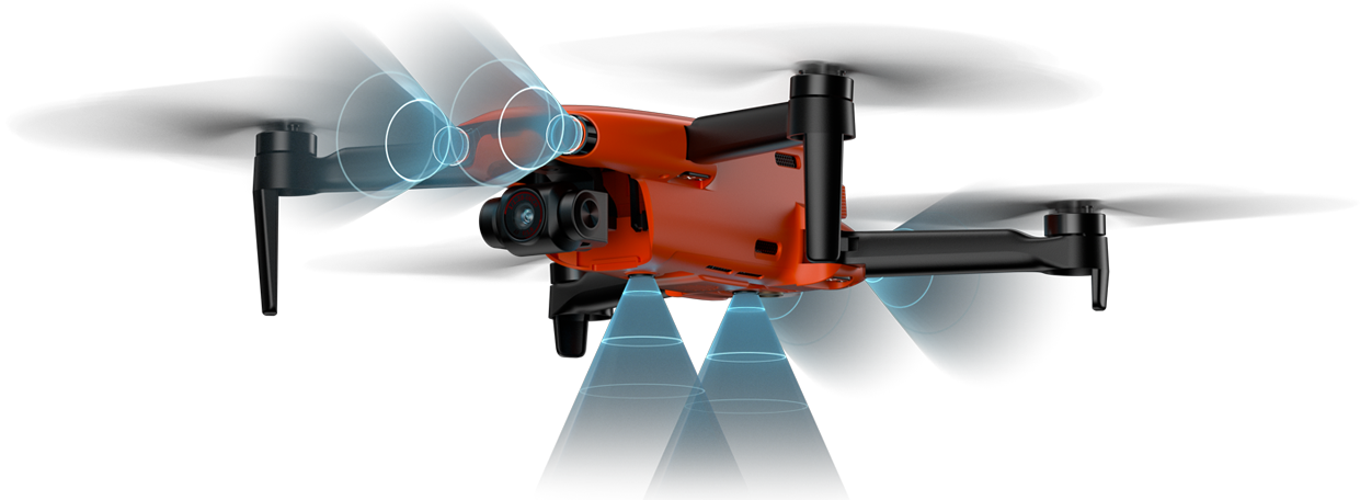 Autel EVO Nano Drone Come With 3-Way Obstacle Avoidance