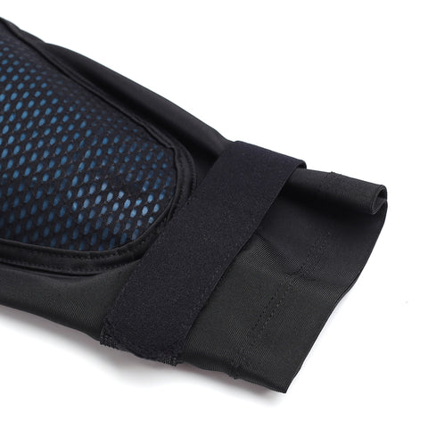 Armored Protective T-shirt with Removable Pads
