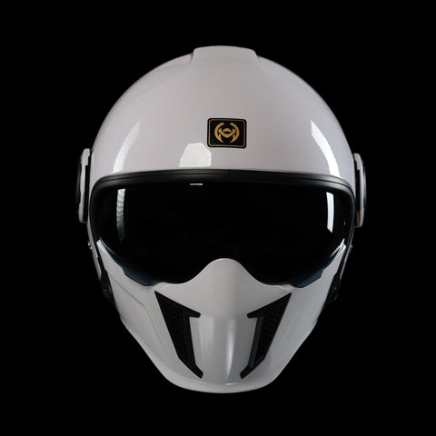 Full face helmet for all weather conditions
