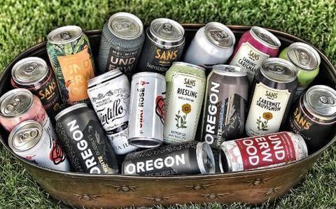 The can top remover can be used on most 8-19 oz beverage cans