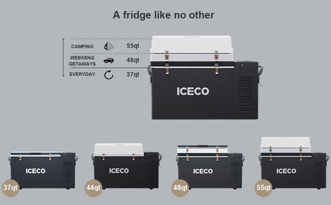 Expandable Portable Refrigerator