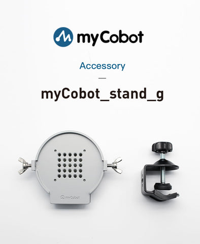6 axis robot stand