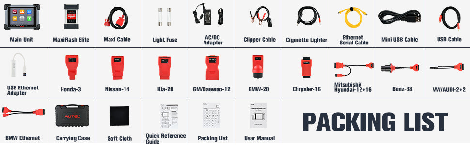 ms908s packing list