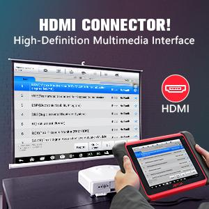HDMI Is Supported