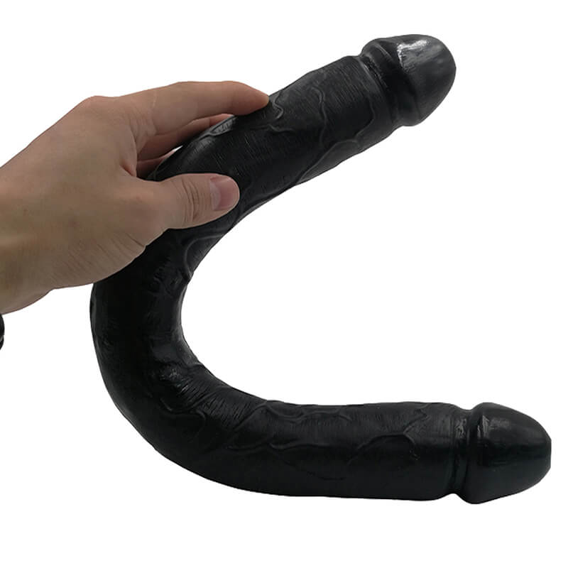 18.1 Inch Silicone Double Sided Dildos