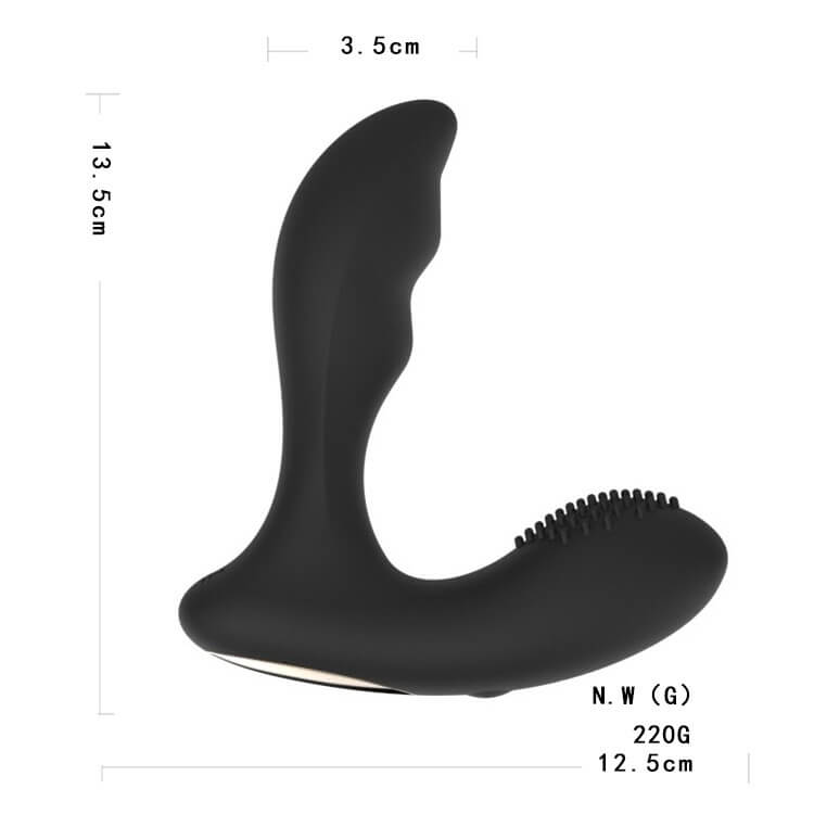 Remote Control Cheap Prostate Massager