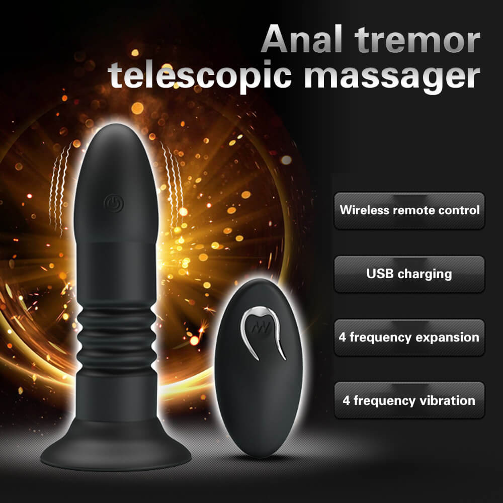 Pretty Love Best Anal Toy for Men