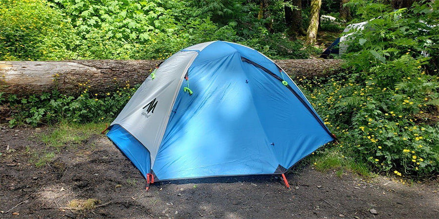 2 Person Backpacking Tent and Camping Tents