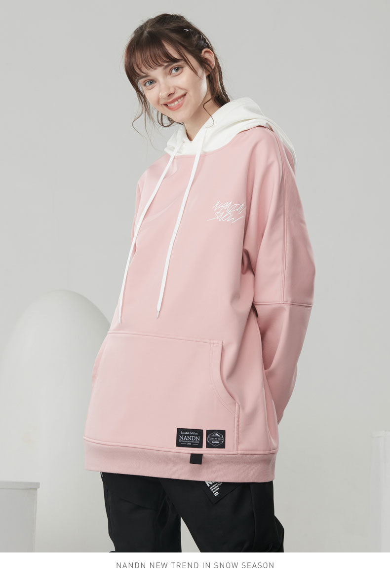 Men's Nandn Unisex Limited Edition Outdoor Mountain Top Hoodie