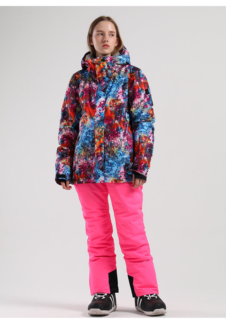 Women's SMN Waterproof Vast Sky Winter Snow Jacket & Pants