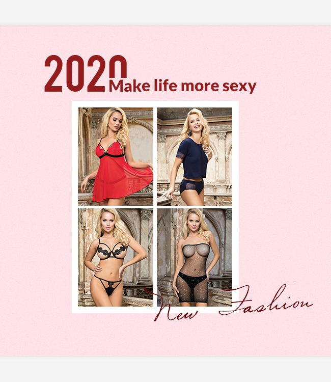 2020 New Arrivals Ohyeah Plus Size Lingerie