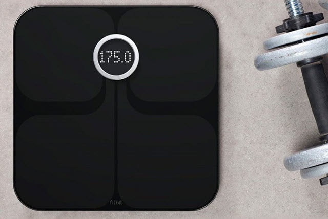 fitbit body analyzer scale